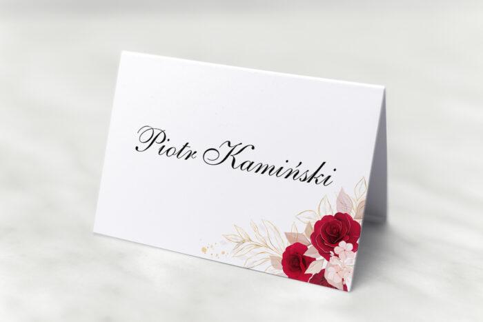 winietka-slubna-do-zaproszenia-geometryczne-kwiaty-pasowe-roze-papier-matowy