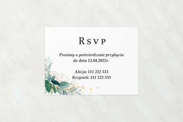 dodatkowa-karteczka-do-zaproszen-pionowe-ze-wstazka-listki-ze-zlotem-papier-matowy
