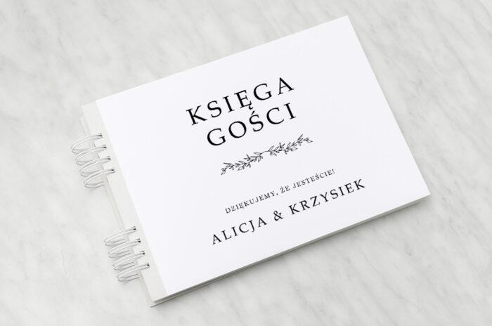 ksiega-gosci-slubnych-do-zaproszenia-minimalistyczne-delikatne-papier-matowy-dodatki-ksiega-gosci