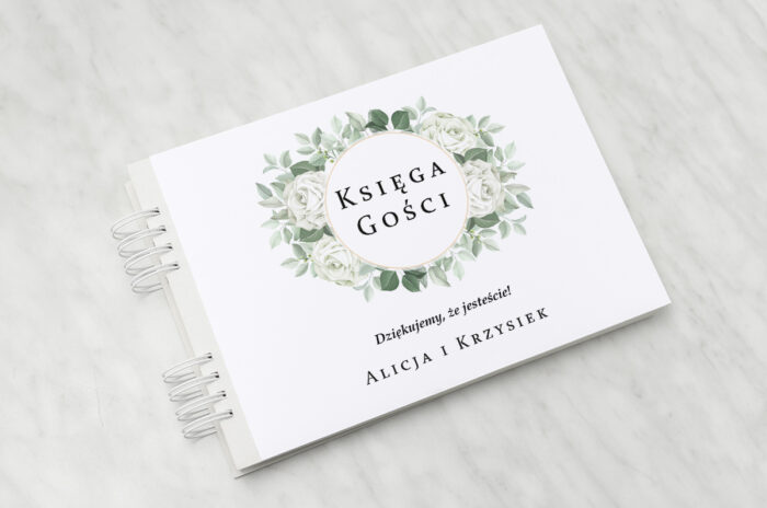 ksiega-gosci-slubnych-do-zaproszenia-pionowe-ze-wstazka-biale-roze-papier-matowy-dodatki-ksiega-gosci