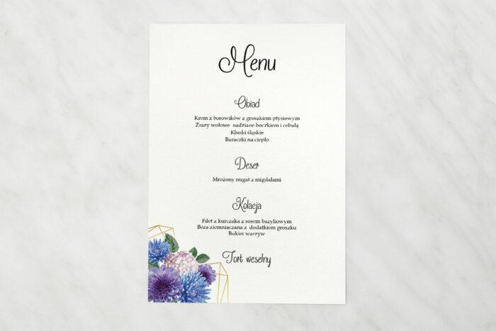 menu-weselne-do-zaproszenia-ze-zdjeciem-i-sznurkiem-niebieski-bukiet-w-sercu-papier-matowy