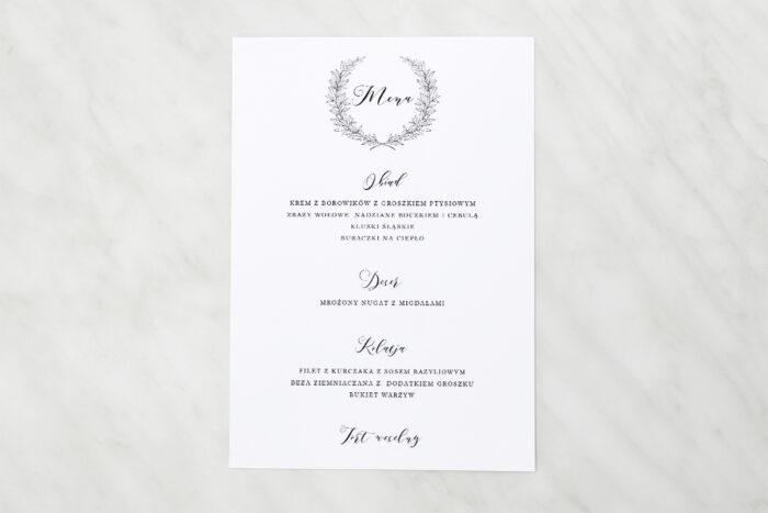 menu-weselne-do-zaproszenia-minimalistyczne-laur-papier-matowy
