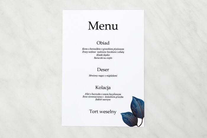 menu-weselne-pasujace-do-zaproszen-geometryczne-nowoczesne-niebieskie-listki-jasne-papier-matowy