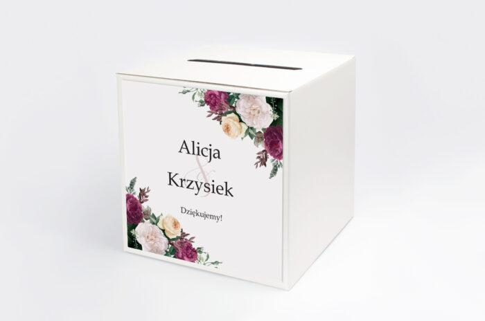 personalizowane-pudelko-na-koperty-do-zaproszenia-ze-sznurkiem-piwonie-papier-satynowany-pudelko-