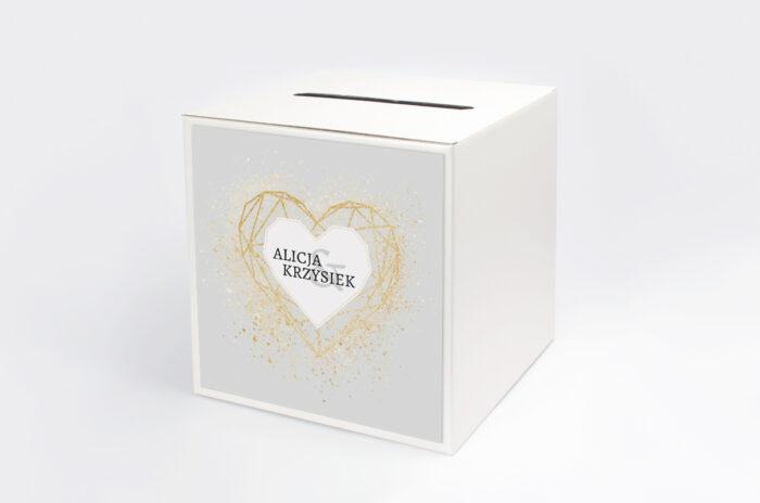 personalizowane-pudelko-na-koperty-geometryczne-serce-zloto-2-papier-satynowany-pudelko-