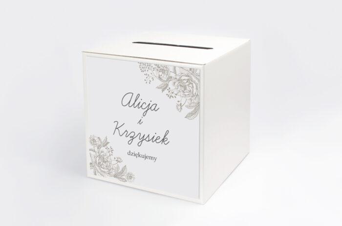 personalizowane-pudelko-na-koperty-kwiatowe-tla-konturowa-roza-papier-satynowany-pudelko-
