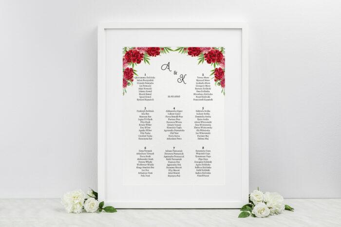 plan-stolow-weselnych-do-zaproszenia-ze-zdjeciem-i-sznurkiem-czerwone-gozdziki-dodatki-ramka-papier-ecruefakturowany