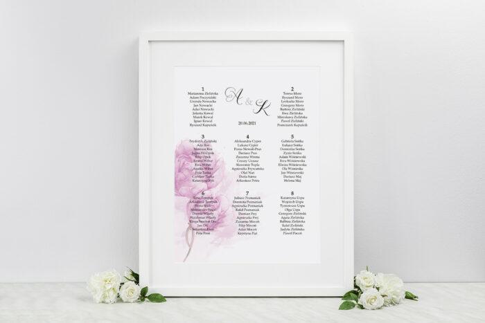 plan-stolow-weselnych-do-zaproszenia-namalowane-kwiaty-fioletowe-kwiaty-dodatki-ramka-papier-matowy