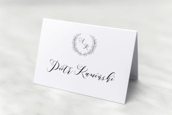 winietka-slubna-do-zaproszenia-minimalistyczne-laur-papier-matowy