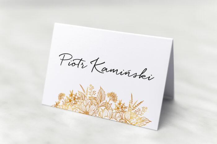 winietka-slubna-do-zaproszenia-jednokartkowe-z-kwiatami-zlote-kwiaty-papier-matowy
