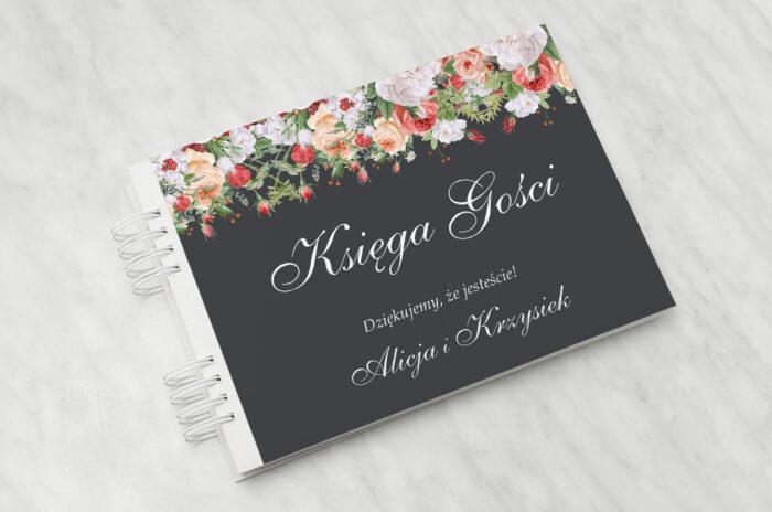 ksiega-gosci-slubnych-kwiatowe-nawy-kolorowy-bukiet-papier-satynowany-dodatki-ksiega-gosci