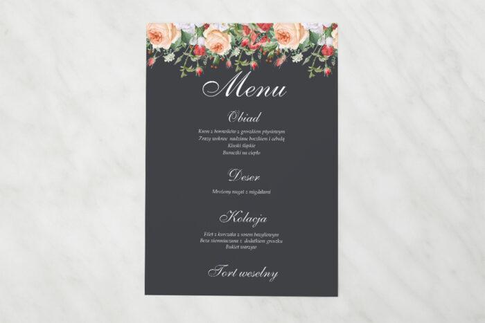 menu-weselne-pasujace-do-zaproszenia-kwiatowe-nawy-kolorowy-bukiet-papier-matowy