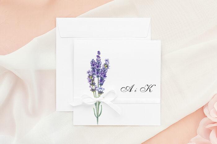 zaproszenie-slubne-bukiet-ze-wstazka-lawenda-papier-matowy-wstazka--koperta-k4-pastelowy-roz