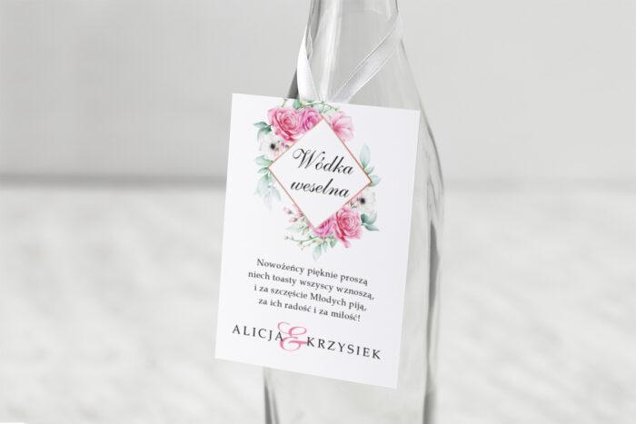 zawieszka-na-alkohol-do-zaproszenia-geometryczne-kwiaty-rozowe-roze-dodatki-zawieszka-papier-matowy